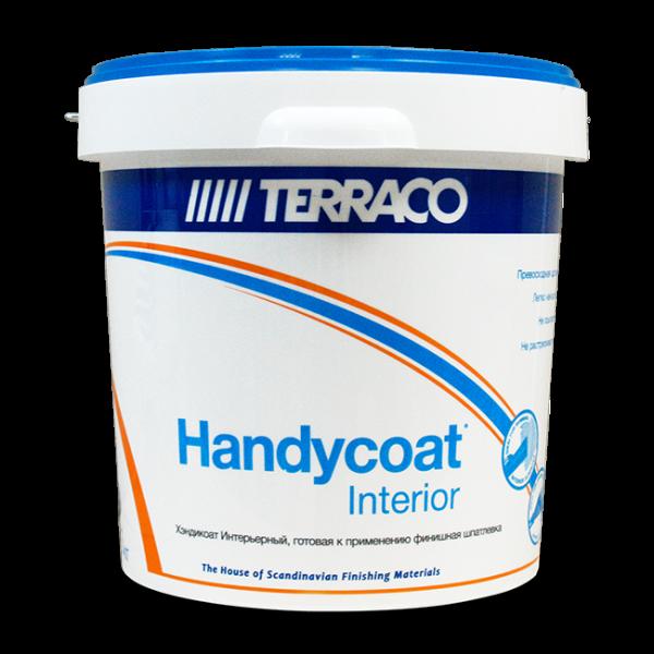 Шпатлевка Handycoat ECO 25 кг для внутренних работ 1/27